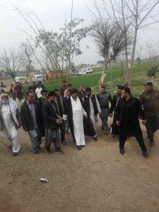 قائد ملت جعفریہ پاکستان  کا  سرائے عالمگیر ضلع گجرات