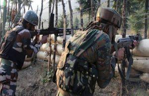 بھارتی فوج کی نکیال سیکڑ میں ایل او سی پر تھروٹی نار گاؤں پر بلااشتعال فائرنگ