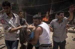 اسرائیلی قبضے کیخلاف احتجاج،صہیونی فوج کی فائرنگ : 4 فلسطینی شہید