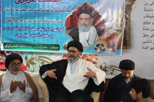 *علمی مراکز کا قیام اچھے علماء مہیا کرتا ہے* علامہ سید ساجد علی نقوی