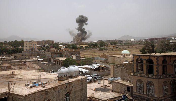 یمن میں بس پر فضائی حملہ، 29 بچے جاں بحق