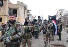 جنوبی شام میں داعش کا محاصرہ مزید تنگ