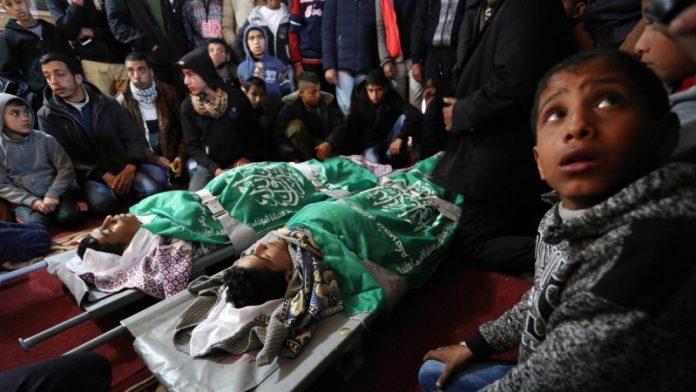 اسرائیلی جارحیت میں دو فلسطینی شہید، دو زخمی