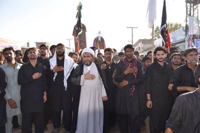 عزاداری سید الشہداءمیں رکاوٹیں برداشت نہیں،علامہ عارف حسین واحدی