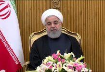 امریکہ ایران کے حالات کو خراب کرنے کی کوشش کررہا ہے: روحانی