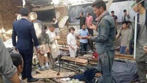 دہشت گردی میں افغان شہریوں کی ہلاکتوں میں اضافہ