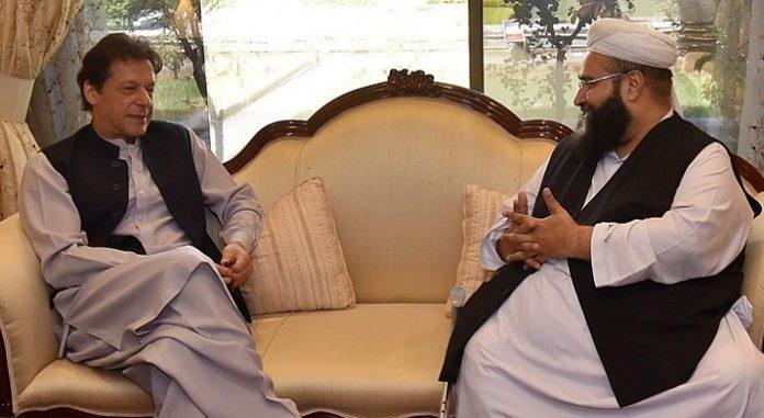 وزیراعظم سے طاہر اشرفی کی ملاقات پاک سعودیہ تعلقات پر تبادلہ خیال