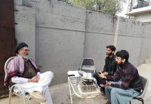 قائد ملت جعفریہ پاکستان سے طلبہ تنظیم کے اعلی ارکان کی ملاقات