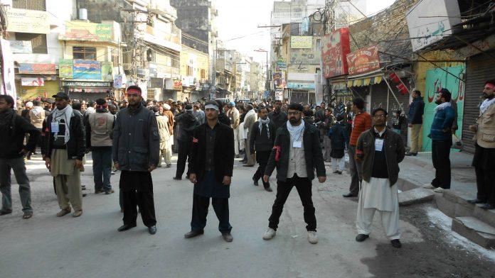 قائد ملت جعفریہ پاکستان آیت اللہ سید ساجد علی نقوی کی جانب سے ملک بھر میں سینکڑوں عشرہ مجالس کا انعقاد