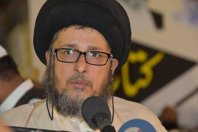 علامہ سبطین حیدر سبزواری شیعہ علماء کونسل شمالی پنجاب کے صدر منتخب