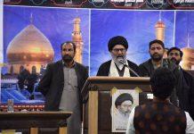 مسئلہ کشمیر ،کشمیری عوام کی امنگوں کے مطابق حل کیا جائے، قائد ملت جعفریہ علامہ ساجد نقوی