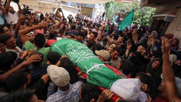 اسرائیلی جارحیت میں 4 فلسطینی شہید