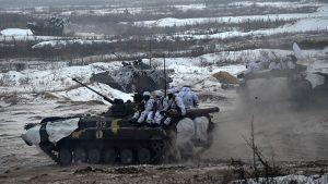 روس اور یوکرین میں کشیدگی میں اضافہ