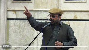 محترم ناصر عباس انقلابی انسانی خدمت کا عملی نمونہ