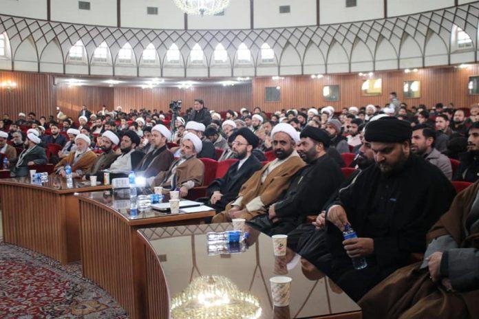 حوزہ علمیہ قم میں علامہ شہید ضیاء الدین رضوی اور علامہ غلام محمد غروی کی یاد میں عظیم الشان سیمینار کا انعقاد