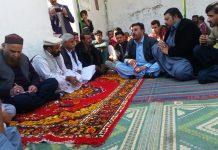 شیعہ علماء کونسل خیبر پختونخوا کے وفدکا تحصیل جہانگیرہ ، ضلع نوشہرہ دورہ