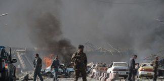 کابل میں جشن نوروز کی تقریب پر دہشت گردانہ حملہ