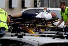 نیوزی لینڈ میں دہشت گردی، پچاس نمازی شہید
