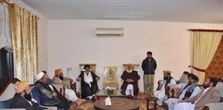 متحدہ مجلس عمل کے سربراہی اجلاس میں قائد ملت جعفریہ پاکستان کی خصوصی شرکت