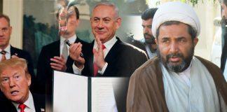 امریکہ کا شامی علاقے گولان ہائٹس پر اسرائیلی قبضے کی حمایت حقائق کے منافی ہے ، علامہ عارف واحدی