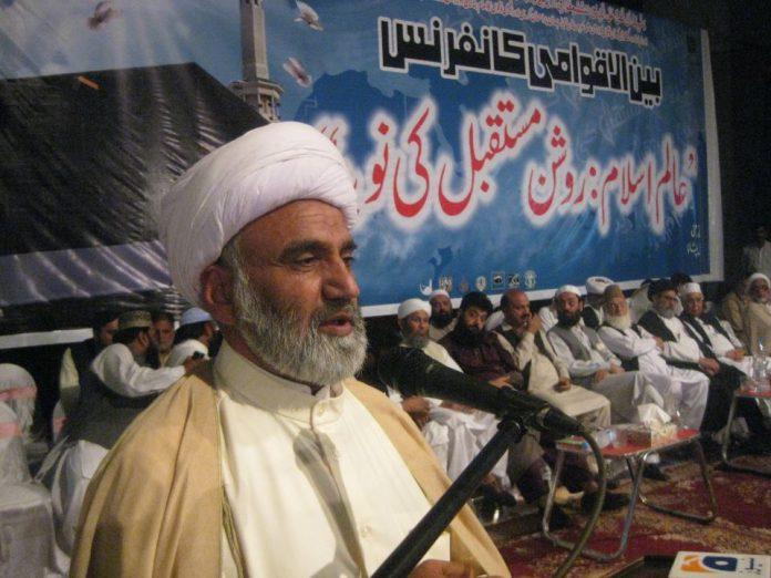 پورےملک میں تسلسل سے دہشتگردی حکومت کی ناکامی ہے علامہ رمضان توقیر