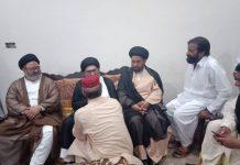 قائد ملت جعفریہ پاکستان سے شیخوپورہ میں مختلف وفود کی ملاقاتیں