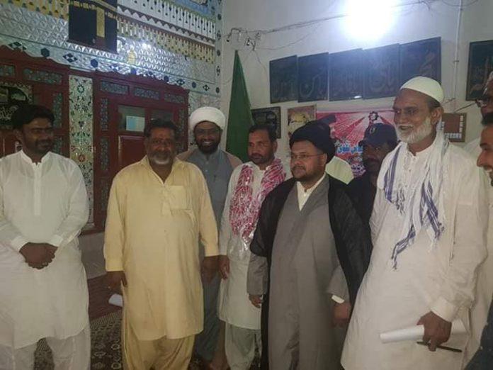 شیعہ علماء کونسل پاکستان صوبہ سندھ کی کابینہ کا اہم اجلاس