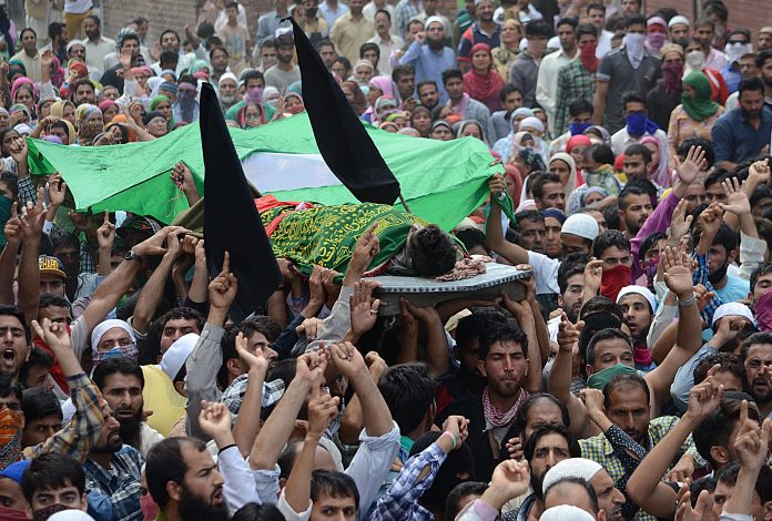 مقبوضہ کشمیرمیں بھارتی فوج کی جارحیت جاری، مزید 2 کشمیری مسلمان شہید