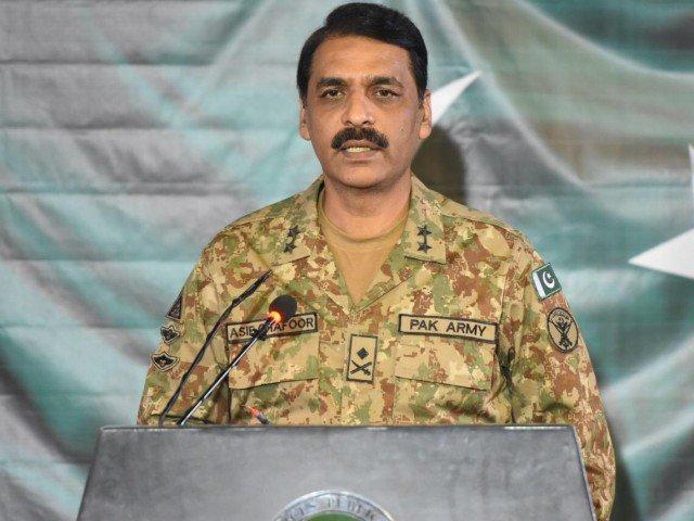 افواج پاکستان کو عوام کا مکمل اعتماد حاصل ہے: ڈی جی آئی ایس پی آر