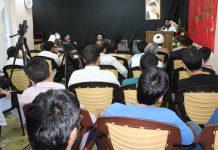دفتر قائد ملت جعفریہ مشہد مقدس کے زیر اہتمام برسی شہید ترابیؒ