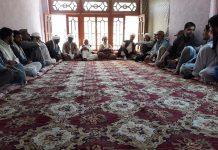 اسلامیتحریک کے رہنماوں کا سرزمین علماء وشعرا کواردوکا دورہ