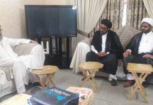 قائد ملت جعفریہ علامہ سید ساجد علی نقوی سے علماء کرام کے وفد کی ملاقات