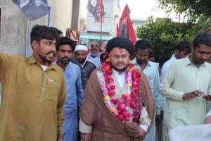 شیعہ علماء کونسل اسلامی تحریک پاکستان صوبہ سندھ کے صدر کا اندرون سندھ کا دورہ جاری