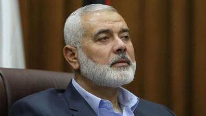 حماس کے سربراہ کی ملائیشیا کے وزیر دفاع سے ملاقات