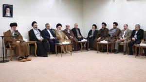 ایرانی عوام کی استقامت امریکا کی تلملاہٹ کا سبب ہے، رہبر انقلاب اسلامی ( تفصیلی خبر)