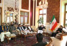 تہران:ملی یکجہتی کونسل پاکستان کے وفد کی انٹرنیشنل افیئرز کے ڈائریکٹر جنرل سے ملاقات