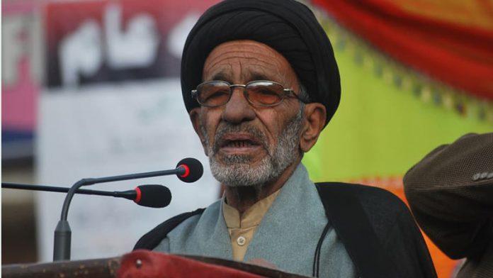 گلگت بلتستان کی عوام وباء سے بچاؤ کے لئے مکمل احتیاطی تدابیر پر عمل کرے آغا عباس رضوی صدر شیعہ علماء کونسل