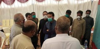 شیعہ علماء کونسل پاکستان ڈیرہ غازی خان کا وفد قرنطینہ مرکز پہنچ گیا