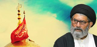 ولادت باسعادت حضرت عباس ؑ کے موقع پر قائد ملت جعفریہ پاکستان علامہ سید ساجد علی نقوی کا خصوصی پیغام