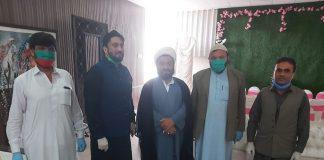 وفاقی وزیر شہریار آفریدی سے شیعہ علماء کونسل پاکستان کے وفد کی ملاقات