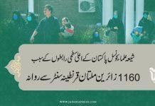 شیعہ علماء کونسل پاکستان کے اعلی سطحی رابطوں کے سبب 1160زائرین ملتان قرنطینہ سنٹر سے روانہ