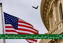 امریکی کمیشن کی رپورٹ پاکستان میں مداخلت کے مترادف ہے،ترجمان قائد ملت جعفریہ پاکستان