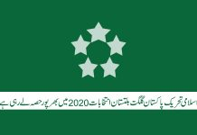 اسلامی تحریک پاکستان گلگت بلتستان انتخابات 2020میں بھرپور حصہ لے رہی ہے