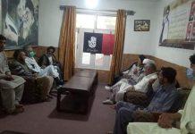 اسلامی تحریک پاکستان بلتستان ڈویژن کا اہم اجلاس