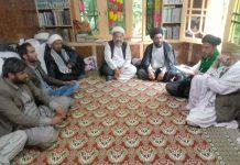 اسلامی تحریک پاکستان ضلع کہرمنگ کا اہم اجلاس