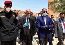 عراقی وزیر اعظم کا دورۂ موصل