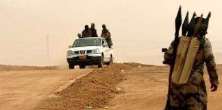 شام میں کم سے کم تیس داعش دہشتگرد ہلاک