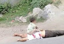 بھارتی فوج نے کمسن نواسے
