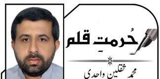 کیا تم راہِ حسینی کا انتخاب کرتے ہو؟ تحریر: محمد ثقلین واحدی