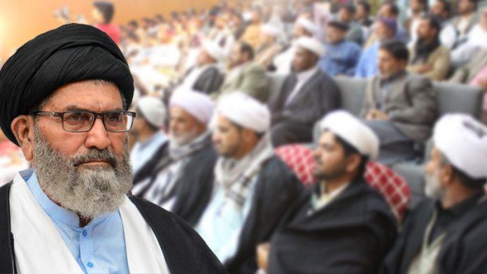 علماء و ذاکرین' واعظین'بانیان مجالس' عزاداران' ماتمی و نوحہ خوان حضرات کے نام قائد کا پیغام